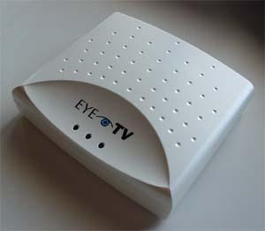 Macintosh Digital Hub: EyeTV Review